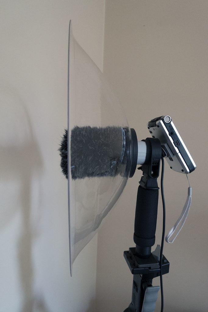 Parabolic Microphones - NatureSound.it